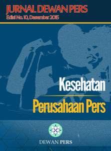 Jurnal Dewan Pers Edisi Ke-10