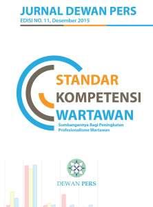 Jurnal Dewan Pers Edisi Ke-11